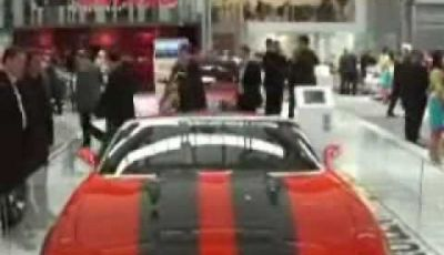 Video Chevrolet – Francoforte 2007