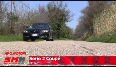 BMW Serie 2 Coupè Test Drive