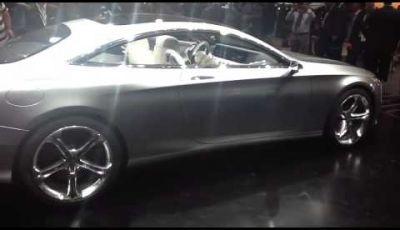 Mercedes  Classe S Coupè Concept