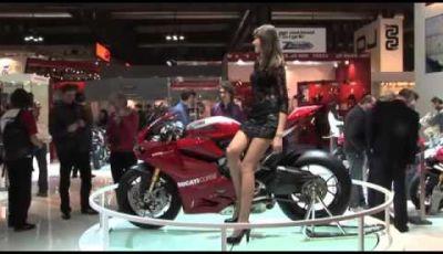 Tutte le novità Ducati all'EICMA 2012