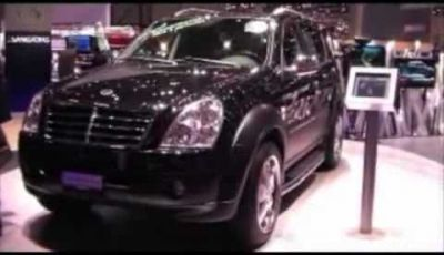 Video Ssangyong – Ginevra 2008