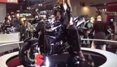 Video Suzuki – Eicma 2007