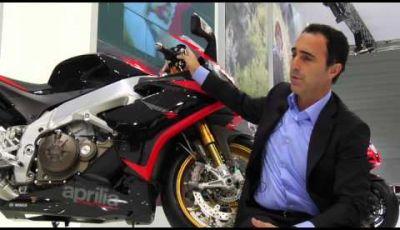 Videointerviste a Romano Albesiano - Responsabile Centro Tecnico Moto Aprilia