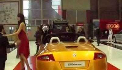 Video Dodge – Motor Show Bologna 2007