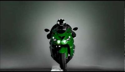 Kawasaki ZZR1400 – Video ufficiale