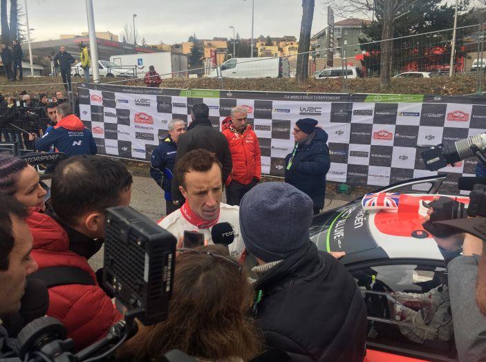 Le dichiarazioni dei Piloti Citroën dopo lo Shakedown - Foto 2 di 3