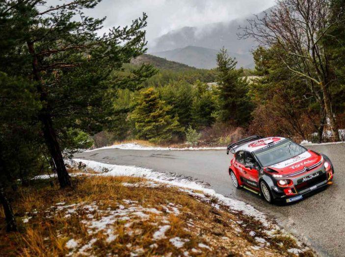 I piloti Citroën pronti per Montecarlo - Foto 2 di 3