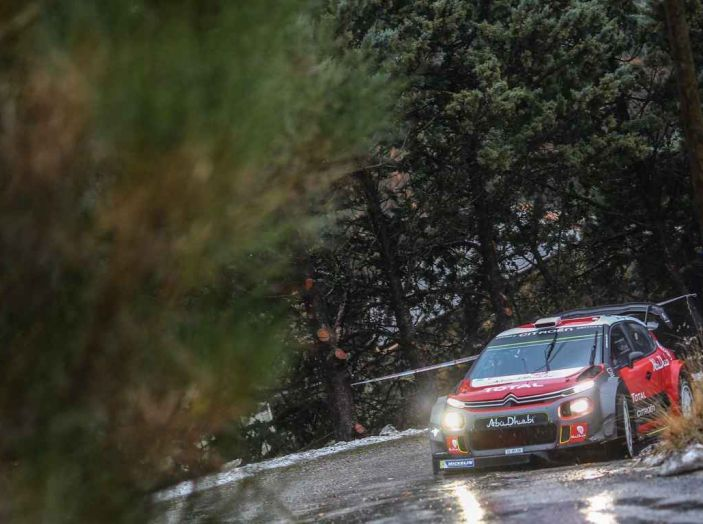 Rally di Montecarlo: i numeri di Citroën Racing - Foto 1 di 3
