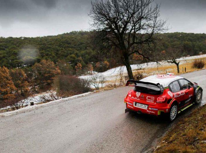 Le dichiarazioni dei Piloti Citroën dopo lo Shakedown - Foto 3 di 3