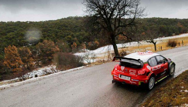 Rally di Montecarlo: i numeri di Citroën Racing - Foto 3 di 3