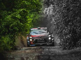 I segreti di Citroën per il Rally di Montecarlo