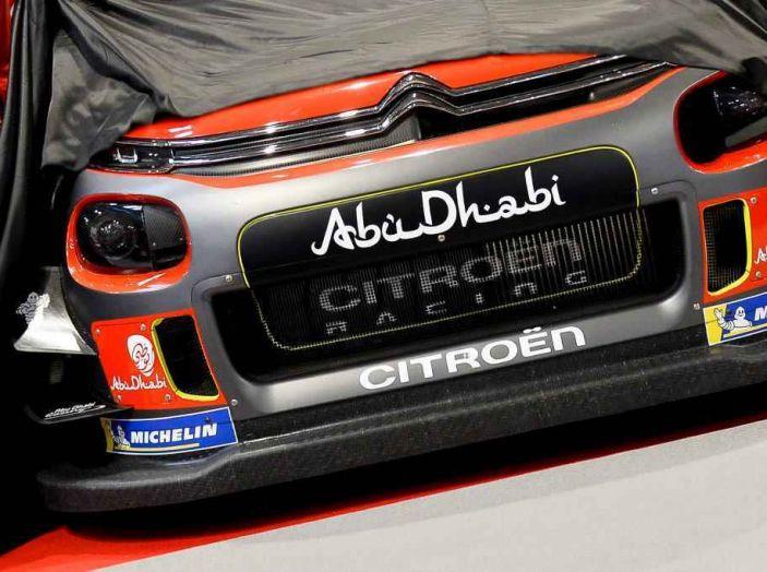 I segreti di Citroën per il Rally di Montecarlo - Foto 3 di 3