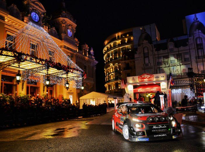 AVVIO IN SALITA PER LE C3 WRC - Foto 1 di 3