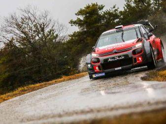 RITORNO IN GRANDE STILE PER LA CITROËN C3 WRC