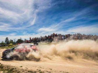 VIDEO – Solidità confermata per C3 al Rally di PORTOGALLO 2017