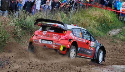 VIDEO - Rally Polonia 2017, la sorpresa Lefebvre di Citroën