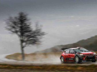 Il primo Rally di Montecarlo di Pierre Budar