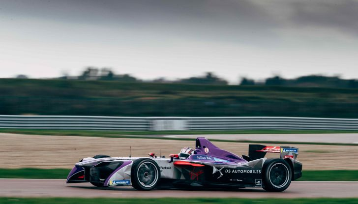 DS Virgin Racing, tutto pronto per Marrakesh - Foto 2 di 2