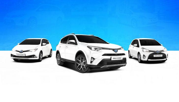 Toyota cambia tutto: dal 2018 niente più motori Diesel - Foto 4 di 5