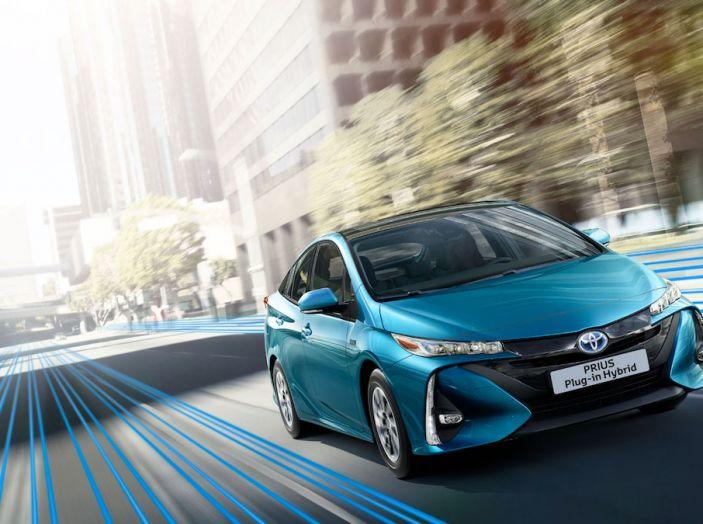 Toyota cambia tutto: dal 2018 niente più motori Diesel - Foto 2 di 5