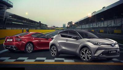 Toyota cambia tutto: dal 2018 niente più motori Diesel