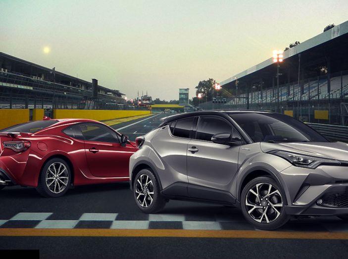Toyota cambia tutto: dal 2018 niente più motori Diesel - Foto 1 di 5