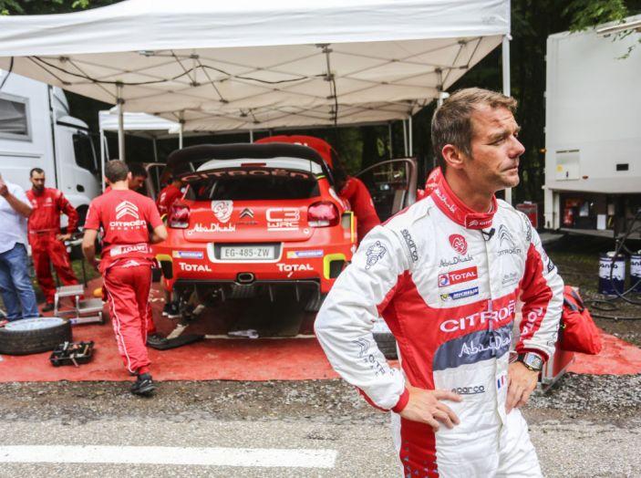 WRC 2018: Sébastien Loeb parteciperà a 3 gare con Citroën - Foto 1 di 1