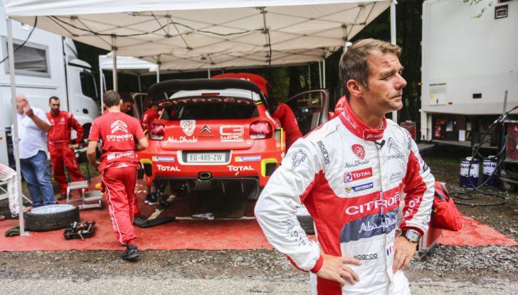 WRC 2018: Sébastien Loeb parteciperà a 3 gare con Citroën - Foto  di