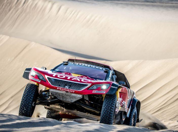 Dakar 2018 – Voce al Team Peugeot dopo Tappa 5 - Foto 1 di 2