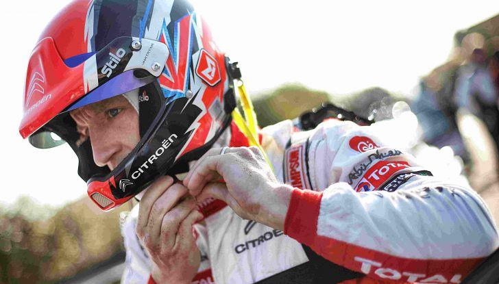Pierre Budar e il team Citroën commentano la prima prova - Foto 2 di 3