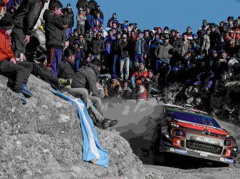 VIDEO – ARGENTINA 2017, UN RALLY DIFFICILE PER LE C3 WRC