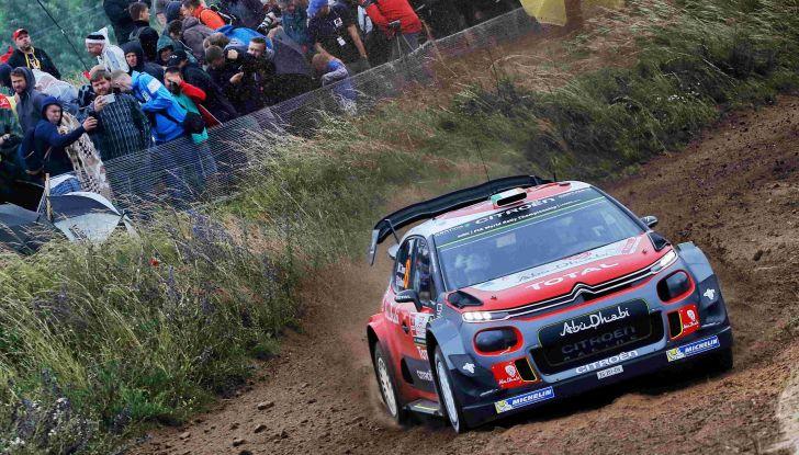 VIDEO – Rally Polonia 2017, la sorpresa Lefebvre di Citroën - Foto 2 di 4