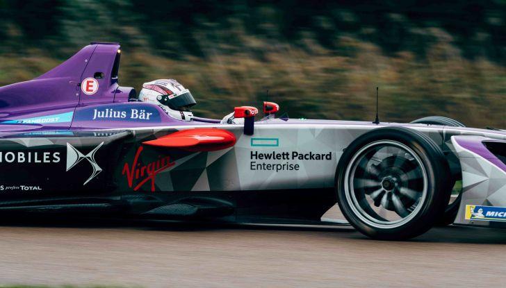 """Sam Bird (DS Virgin Racing): """"In Marocco obiettivo vittoria"""" - Foto 2 di 2"""