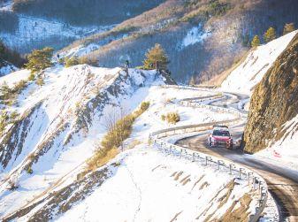 VIDEO – Riviviamo il Montercarlo 2017 con C3 WRC
