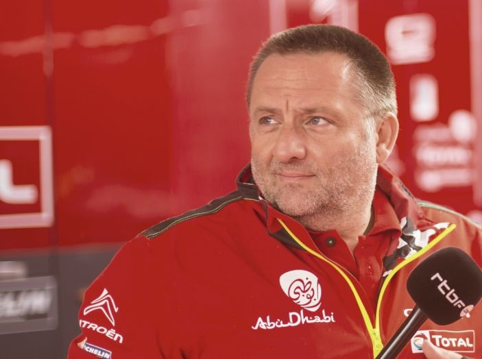 WRC 2018: le dichiarazioni di Yves Matton, Direttore di Citroën Racing. - Foto 1 di 3