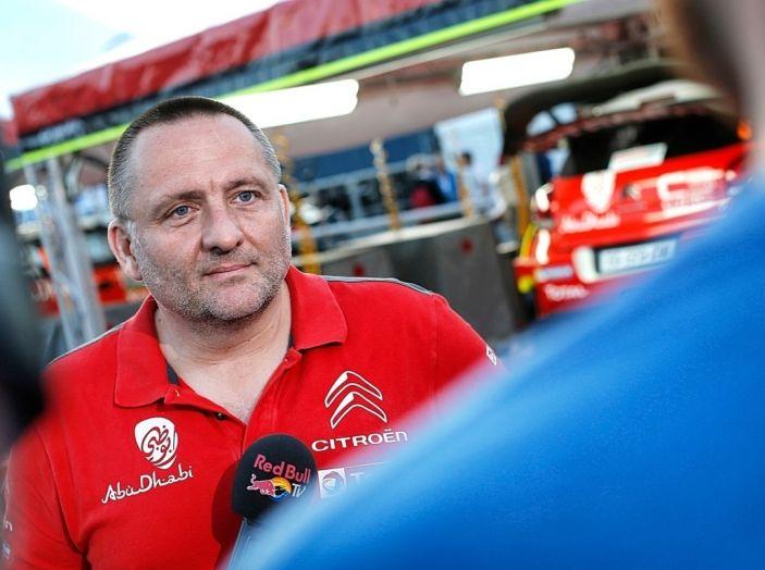 WRC 2018: le dichiarazioni di Yves Matton, Direttore di Citroën Racing. - Foto 3 di 3