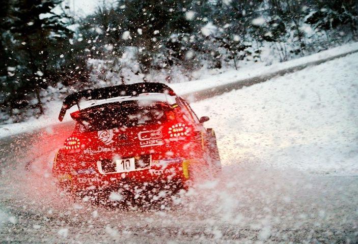 WRC Monte Carlo – Giorno 3: le due C3 WRC risalgono la classifica - Foto 1 di 4