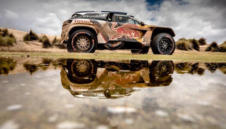 Dakar 2018 – VOCE al team Peugeot dopo la tappa 7 - Foto 1 di 2