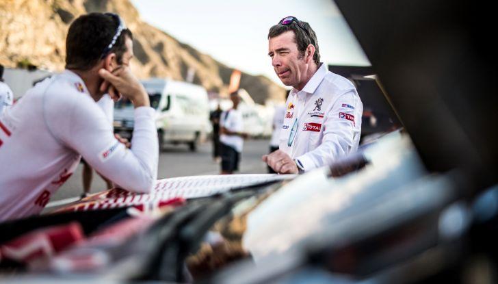 Dakar 2018 – VOCE al team Peugeot dopo Tappa 13 - Foto 1 di 3