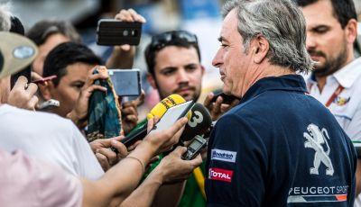 Dakar 2018 – Il team Peugeot Total contesta la sanzione comminata all'equipaggio Sainz / Cruz