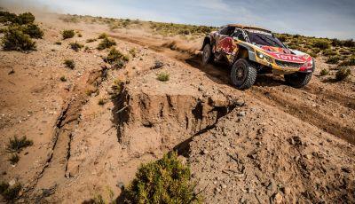 Dakar 2018 – VOCE al team Peugeot dopo la Tappa 8