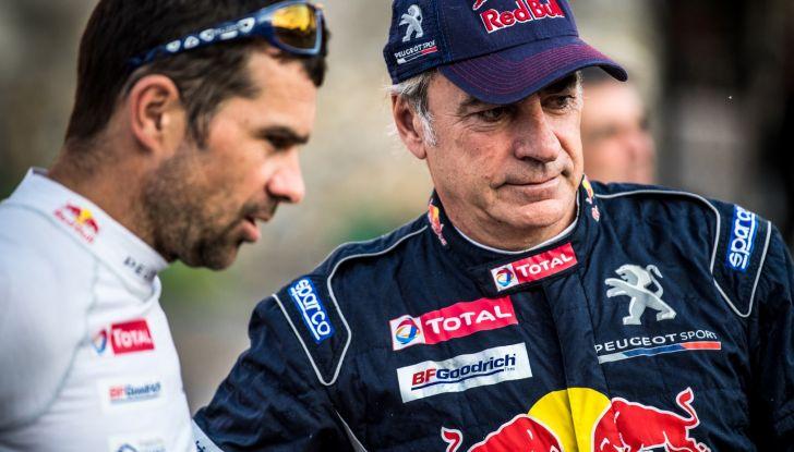 Dakar 2018 – VOCE al team Peugeot dopo Tappa 13 - Foto 2 di 3