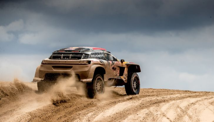 Dakar 2018 – VOCE al team Peugeot dopo la tappa 7 - Foto 2 di 2