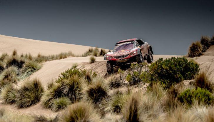 Dakar 2018 – Sainz / Cruz vincono a Uyuni e prendono il comando della gara - Foto 2 di 3