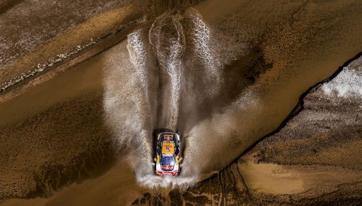 Dakar 2018 – la classifica dopo la tappa 8 - Foto  di
