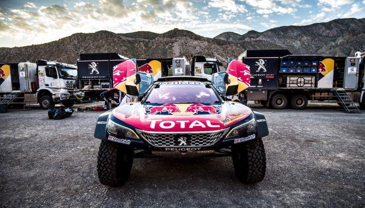 Dakar 2018 – VOCE al team Peugeot dopo Tappa 13 - Foto 3 di 3