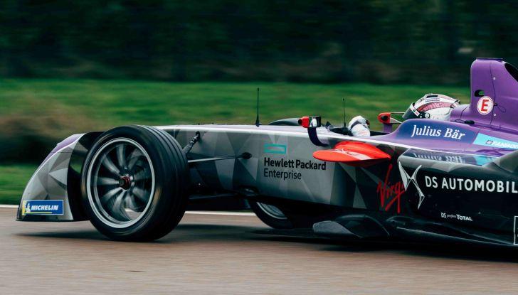 I numeri della DS Virgin Racing - Foto 2 di 2
