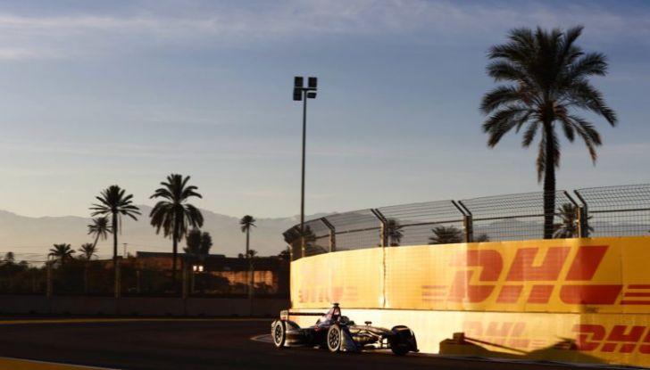 VIDEO – I primi highlights DS Virgin Racing dell'E-Prix del Marocco - Foto 1 di 5