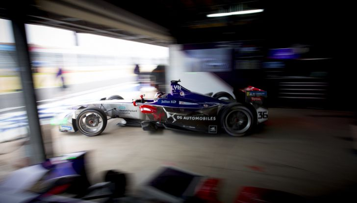DS Virgin Racing: i commenti post E-Prix Marocco - Foto 7 di 8
