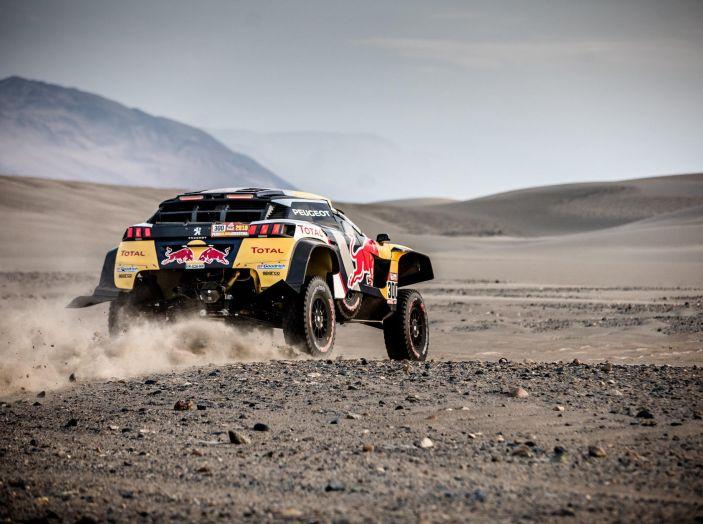 Dakar 2018 – Nuova vittoria della Peugeot 3008DKR ma ritiro di Loeb/Elena - Foto 5 di 5